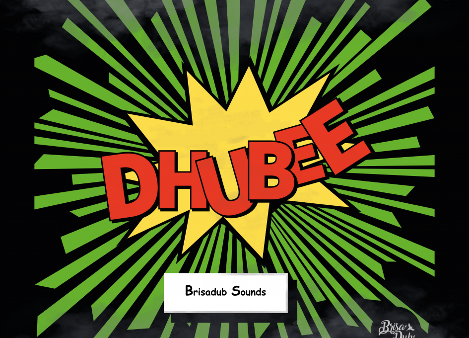 capa ep dhubee by brisadub sounds